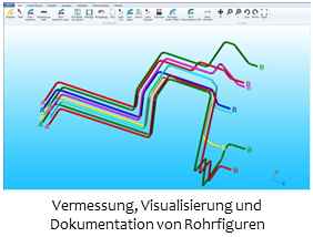 Rohr Mess Software 4